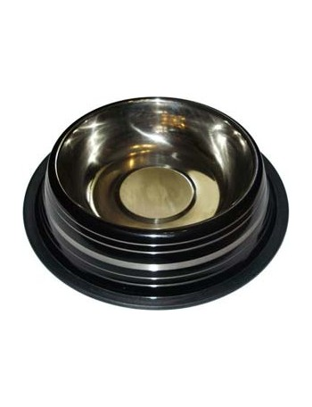 Dog bowl - Black star