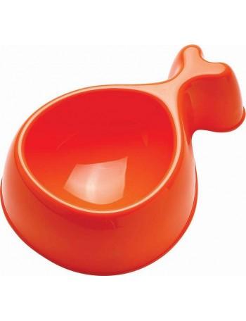 Big plastic dog bowl - Chicky