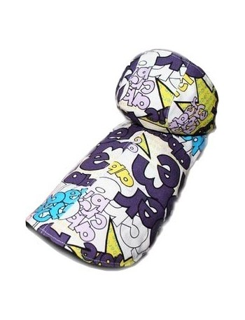 Zimski plašček - Brina violet