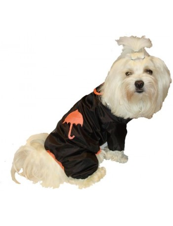 Rain coat on 4 legs - Black
