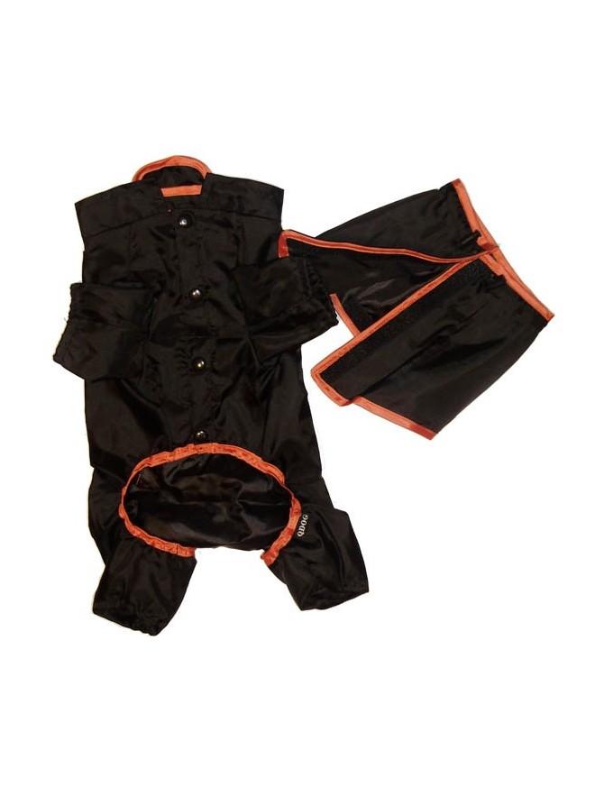 Rain coat on 4 legs - Black