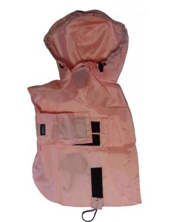 Dog rain coat - Pink