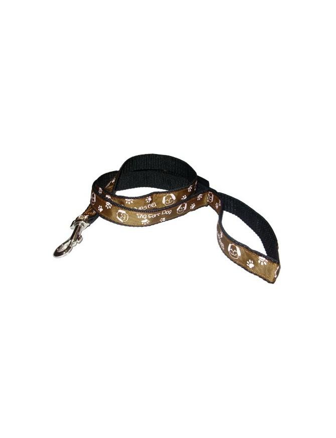 Nylon leash - Cookie