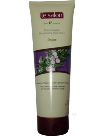Dog shampoo - Detox