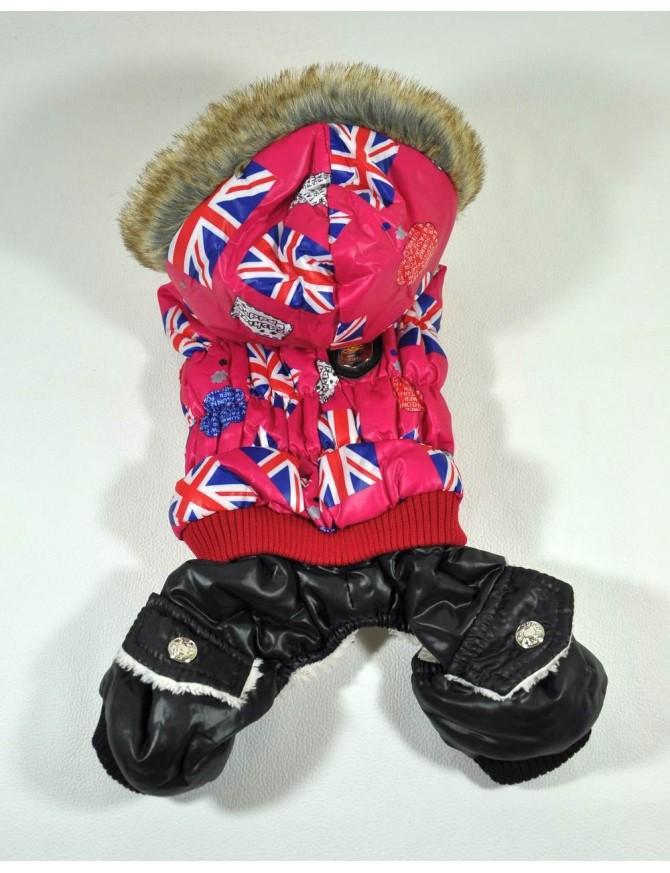 Pasji pajacek - Fashion Winter