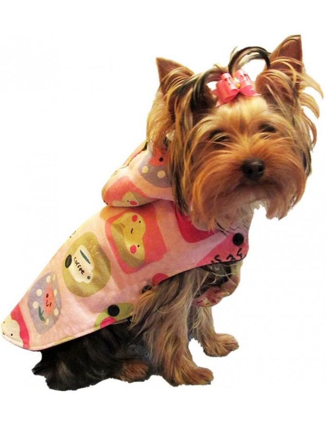 Dog winter coat - Sweety