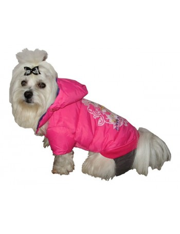 Dog coat on 4 legs - Sweet bunny