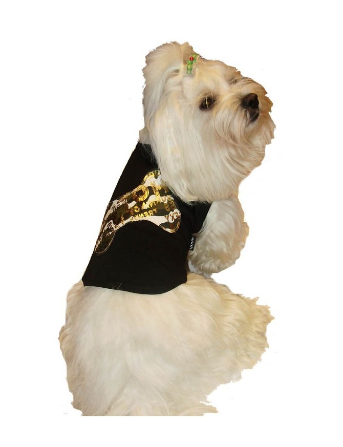 Pasja majčka - Black bone