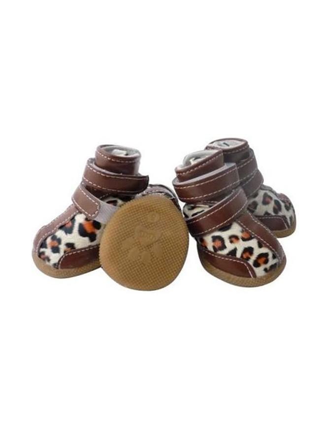 Pasji čevlji - Brown gepard