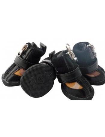 Pasji čevlji - Army brown